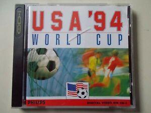 USA '94 Mundo. Cup, Philips Cd-I , #K-84-8