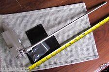 Conveyor Gearbox Hex Output Shaft w/ Aluminum Brackets Cover Bodine