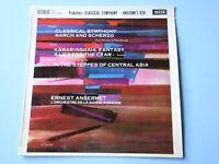Ernest ANSERMET - Decca SXL 2292 - 1st Ed  !