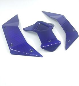 VITAVON Real Carbon Fiber Panel  for Axial RBX10 Ryft 4WD Bouncer 1/10  Blue