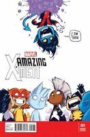 Amazing X-Men #1 Skottie Young Variant Cover C | NM | Marvel Comics 2014