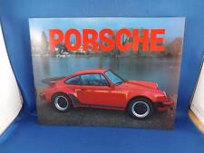 PROSCHE BOOK JACKY ICKX 1983 PICTURES HISTORY CARS