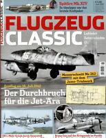 Flugzeug Classic - Das Magazin für Luftfahrt, Zeitgeschichte und Oldtimer - 6/17