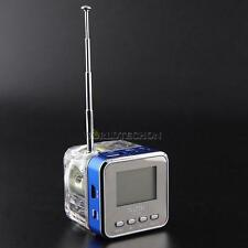 Portable Mini Lautsprecher Digital Musik MP3/MP4 Player Micro SD TF USB FM Radio