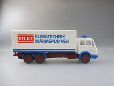 """Wiking:MB Koffer-LKW """"Stulz"""" Klimatechnik Wärmepumpen""""   (PK)"""