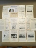 Rare Lot of 1914-15 Cornell Reading-Courses AGRICULTURE Lot 2 of 6