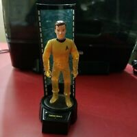 "Playmates Toys Star Trek Transporter Series 4.5"" Captain James Kirk Figure Base"