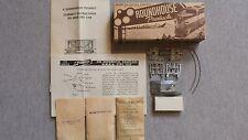 "Roundhouse HO Hopper Mine Ore Car ""Lake Superior & Ishpeming"" w/ Tk Kit #H-103"