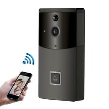 Spy Spot HD WIFI Streaming Video and Audio Doorbell Camera Real Time Monitoring