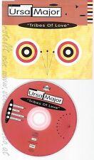 CD--URSA MAJOR - SINGLE -- TRIBES OF LOVE