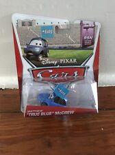 Disney Pixar Cars Matthew True Blue McCrew New in Box