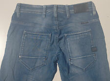 EUC RRP $289 Womens G-Star Raw 'NEW ELVA 3D SLIM TAPERED WMN' Jeans W27 L30