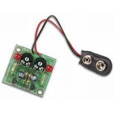 Velleman Baukasten Mini-Kit MK102, blinkende LED, 2fach, Blink LED, Bausatz