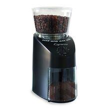 Capresso Jura Infinity Black  560.01 Conical Burr Coffee Grinder