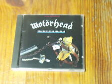 9µ?  CD Motorhead Welcome to the bear trap