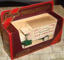 MATCHBOX -MODELS OF YESTERYEAR- 1920 MODEL AC MACK TRUCK - POLAR ICE CREAM -Y-30