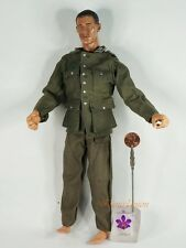 Action Figure 1:6 WW2 GERMAN Wehrmacht Artillery Officer UNIFORM Suit DA176