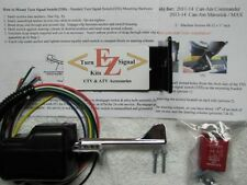 Turn Signal Switch + LED Flasher 2011-17 Can-Am Commander Maverick Max 800 1000