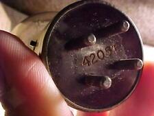 One Tube 4205E STC Own Box Metal base Engraved Akin of 205D WESTERN 1920s?