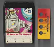 Mego 2-Xl Talking Robot 8 Track Tape Science Fiction 2 Educational Toy Tested