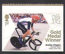 GB 2012 Olimpiadas/Deportes/ganador de la medalla de oro/Bradley Wiggins en/Ciclismo 1 V S/A n35457