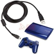 USB Charging Cable Cord for Sony Playstation PS3 Wireless Dual Shock Controllers