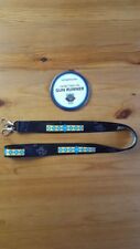 Breeders' Cup Del Mar 2017 Lanyard and Gun Runner Collectible Button