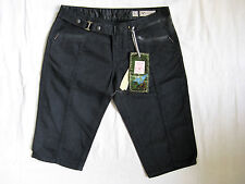 We Are Replay Damen Jeans Shorts Denim 3/4 W30 women shorts low waist regular