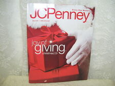 JC PENNEY CHRISTMAS CATALOG 2009 TOY BOOK
