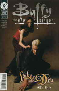 Buffy the Vampire Slayer: Spike and Dru #3SC VF; Dark Horse | save on shipping -