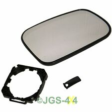 Land Rover Discovery 2 Heated Wing Mirror Glass & Mount Right Hand - CRD100640