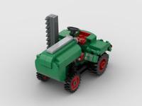 Allgaier Traktor #01 Nur PDF Anleitung