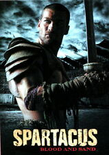 SPARTACUS BLOOD AND SAND 2009 RITTENHOUSE ARCHIVES PROMO CARD P1 TV