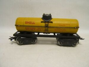 Marx Shell Tanker SCCX 652 Tanker #3 Very Good Condition