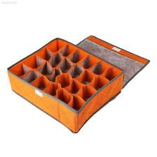 50D4 Organizer  Nonwoven Für Schubladen Aufbewahrungsboxen Unterwäsche Faltbar