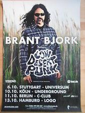 Brant Bjork 2014 TOUR + + Orig. Concert Poster-concert affiche a1 NEUF