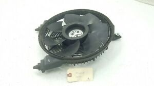 2008-2020 LEXUS LX570 AC CONDENSER COOLING FAN ASSEMBLY OEM