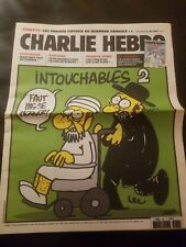 CHARLIE HEBDO N°1057 September 19 - 2012 - Very RARE - Muhammad Cartoon