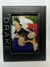 New listing Drake 6 God Ovo Leather Bound Photo Frame