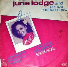 JUNE LODGE AND PRINCE MOHAMMED-Someone loves you honey