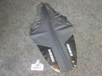 Kawasaki KX80 KX85 KX100 1990-2013 New Enjoy MFG black gripper seat cover KX2046