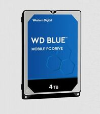 "2,5"" Notebook Festplatte Western Digital Blue WD40NPZZ 4TB SATA600 HDD 15mm"
