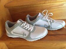 Mens Light White La Vita E Bella Sneakers S 11