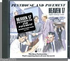 Heaven 17 - Penthouse and Pavement - New 1983, 11 Song Caroline CD!