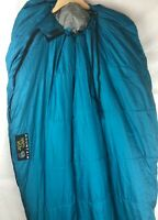 Mountain Hardware Lamina Collection Mummy Sleeping Bag Adult Size Teal