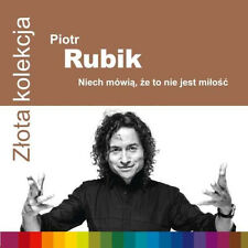 Piotr Rubik - Zlota kolekcja  (CD)  2014   NEW