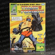 Takara Tomy Transformers Masterpiece MP-8X Cybertron Commander King Grimlock FIG