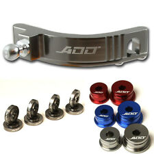 ADD W1 Short Shifter + Base Bushings + Cable Bushings for Honda SI EP3 GUNMETAL