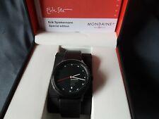 Mondaine Helvetica Regular Spiekermann Special Edition Watch