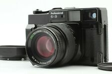 【EXC+5】 Fujifilm Fuji Fujica GW690 GW 690 6x9 EBC 90mm f/3.5 From Japan #4893